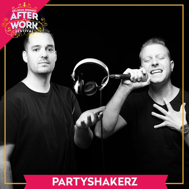 Partyshakerz join the party!